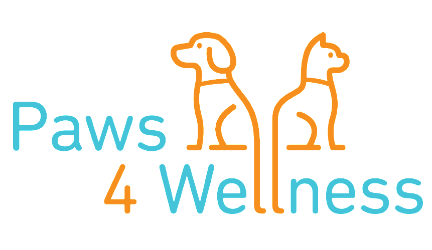 Paws4Wellness Logo
